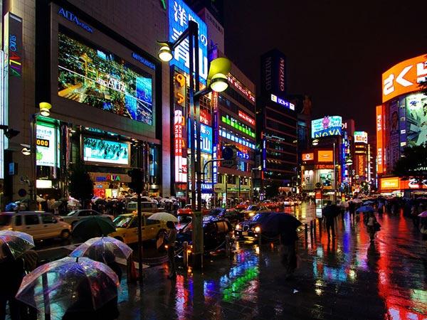 Tour shopping Nhật Bản